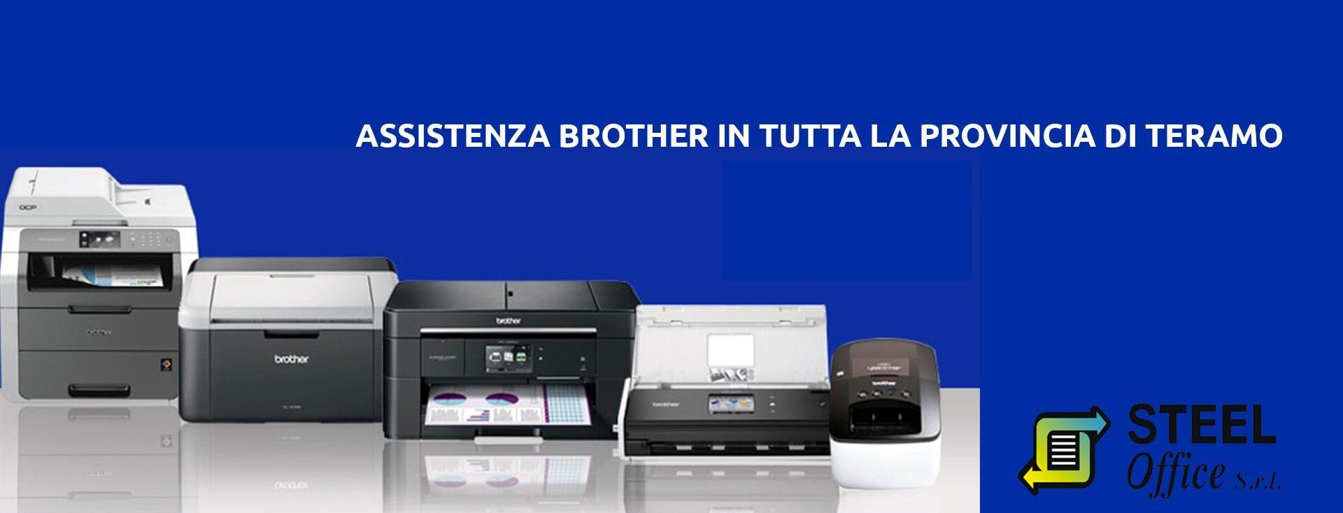 assistenza Brother Pescara